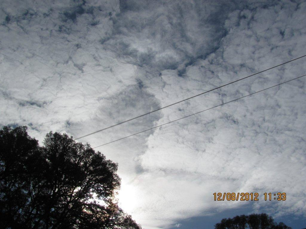 Mendocino County, California - Man-Made Skies & Aurora - December 8, 2012